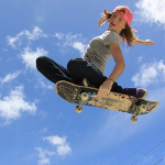X Games Sydney - Interview with Aimee Massie