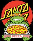 Santa Cruz X Teenage Mutant Ninja Turtles