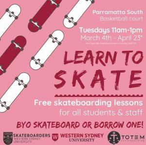 Free Skateboarding Lessons