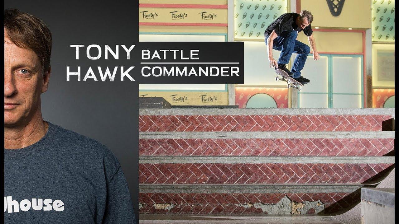 the Birdman battle commander