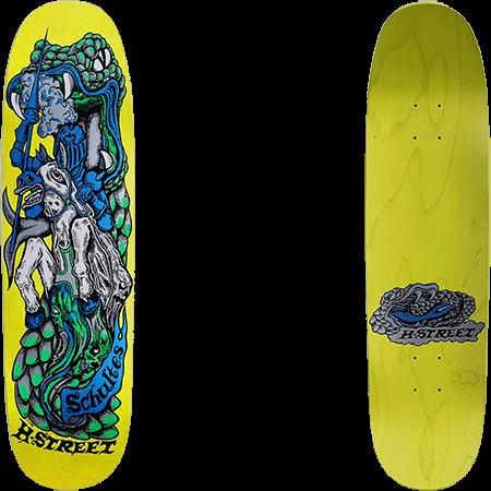 hand screened decks Archives - Basement Skate Blog
