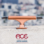 New Ace Classic Copper Trucks on the shelves now!