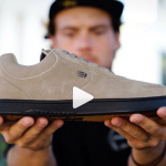 Etnies Chris Joslin Tan Black Skate Shoes have just dropped!