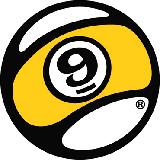 nine ball logo