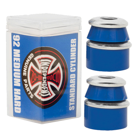 Independent Standard Cylinder 92a Medium Blue Bushings