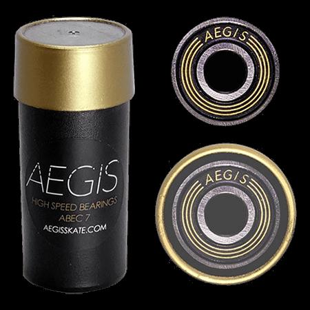 Aegis Abec 7 Skateboard Bearings