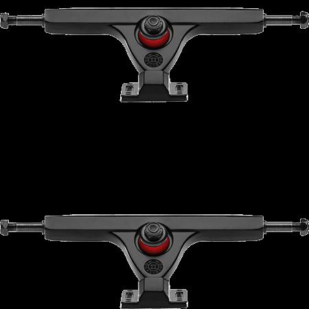 Caliber II Fifty Blackout 184mm Longboard Trucks