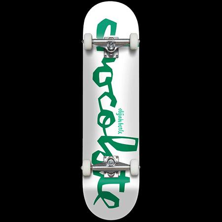 "Chocolate Elijah Berle Original Chunk 8"" Complete Skateboard"