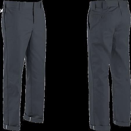 Dickies 873 Flex Slim Fit Charcoal Pants