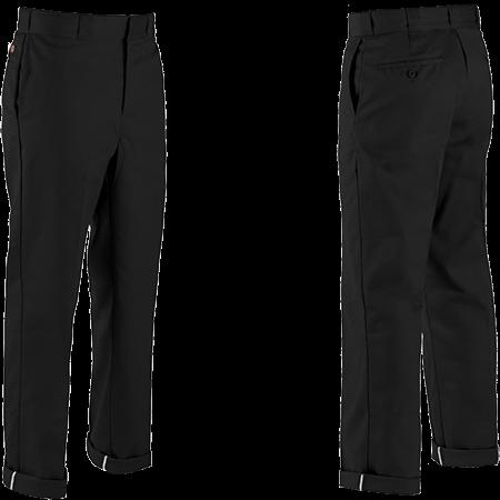 0c8d8a4407ddf3 Dickies 874 Flex Black Pants