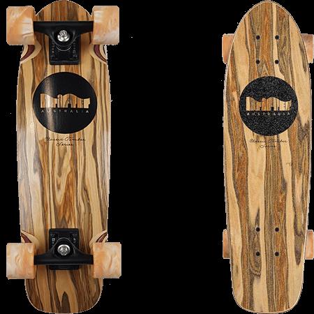 Drifter Pug 26 Classic Timber Cruiser Skateboard