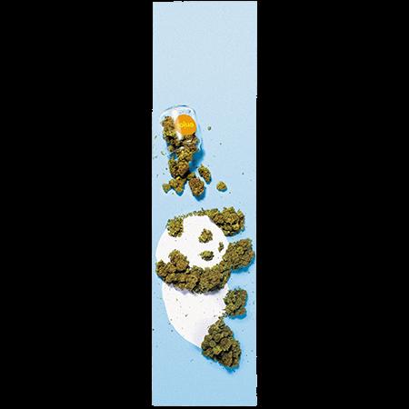 Enjoi Weed Panda Griptape