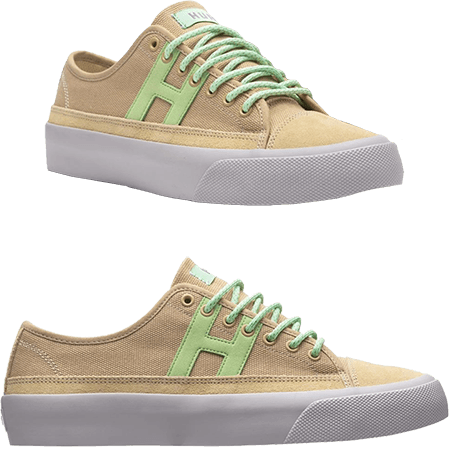 Huf Hupper 2 Lo Lark Skate Shoes