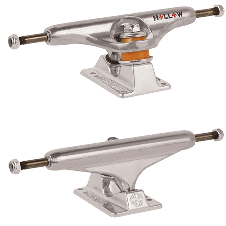 Independent Forged Hollow 159 Silver Skateboard Trucks