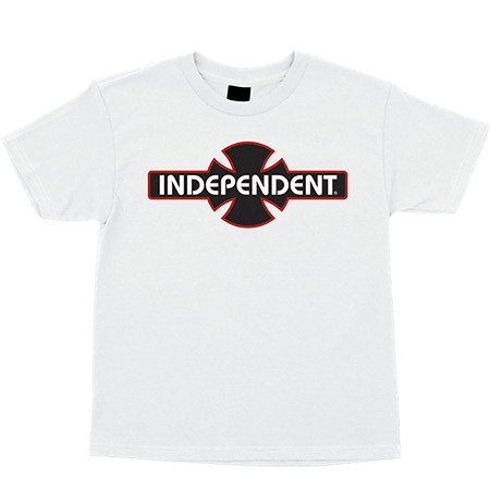 Independent O.G.B.C White Youth Tee
