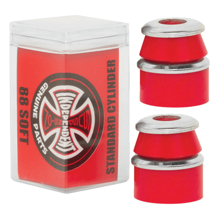 Independent Standard Cylinder 88a Soft Red Bushings