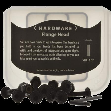 "Loaded Flange Head 1.5"" Deck Bolts"