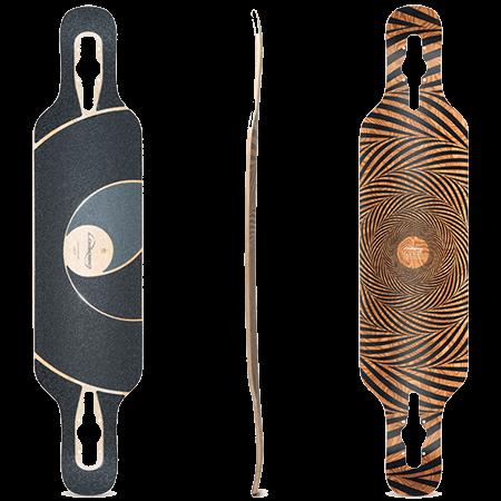 Loaded Tan Tien V2 Flex 1 Longboard Skateboard