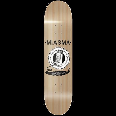 "Miasma PP Myasthma 8"" Skateboard"