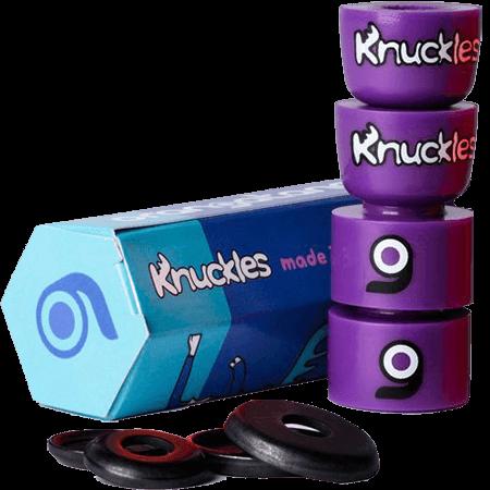 Orangatang Knuckles 90a Medium Purple Longboard Bushings