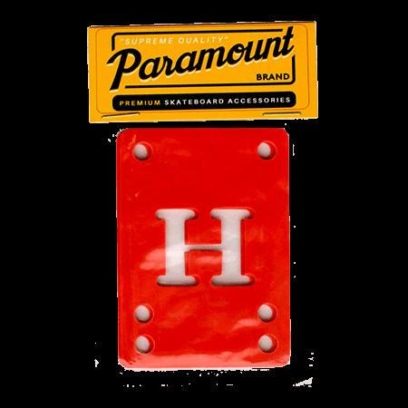 Paramount Red 1mm Shock Pad Riser Set