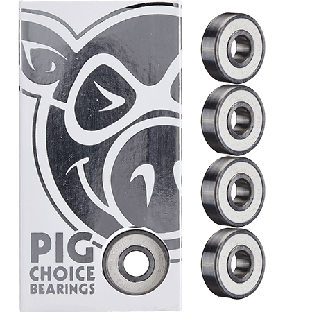 Pig Choice Skateboard Bearings