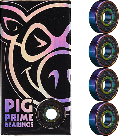 Pig Prime Skateboard Bearings