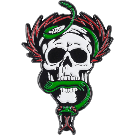 Powell Peralta Mike McGill Lapel Pin