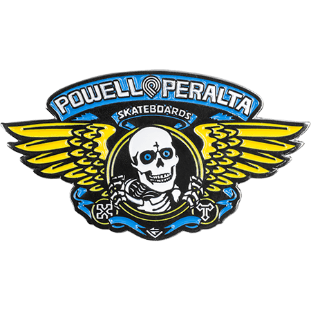 Powell Peralta Winged Ripper Lapel Pin Pin
