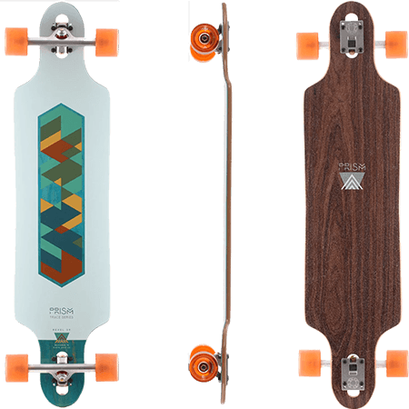 Prism Revel 39 Trace Series Complete Longboard