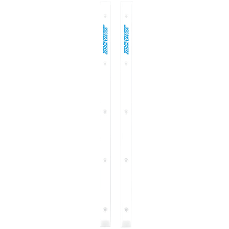 Santa Cruz Slimline Skate Rails White