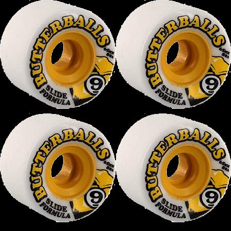 Sector 9 Butterballs 70mm 80a Longboard Skateboard Wheels