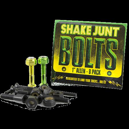 "Shake Junt Bag O' Bolts Allen 7/8"" Skateboard Bolts"