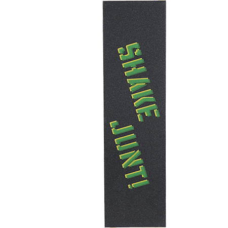 Shake Junt OG Sprayed Stencil Griptape Sheet