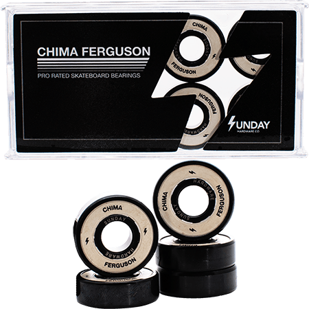 Sunday Chima Ferguson Pro Rated Bearings