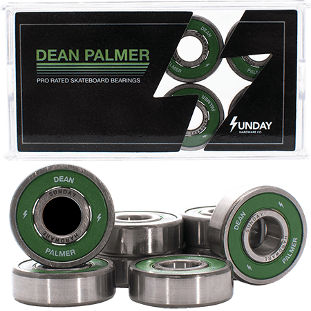 Sunday Dean Palmer Pro Rated Bearings