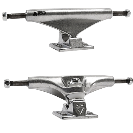 "Theeve CSX 5.5"" Raw Skateboard Trucks"