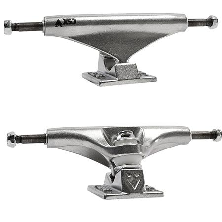 """Theeve CSX 5"""" Raw Skateboard Trucks"""