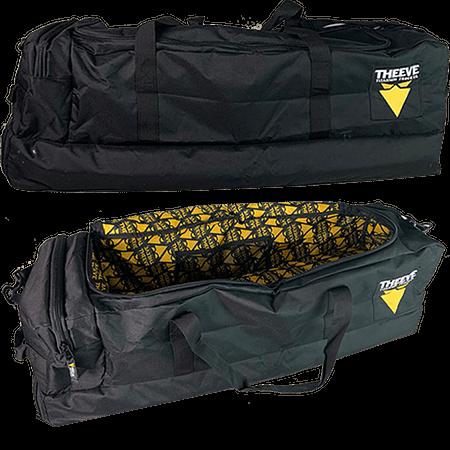Theeve Duffel Skate Bag Black