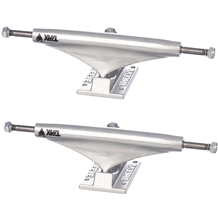 "Theeve TIAX V3 6.5"" Raw Skateboard Trucks"