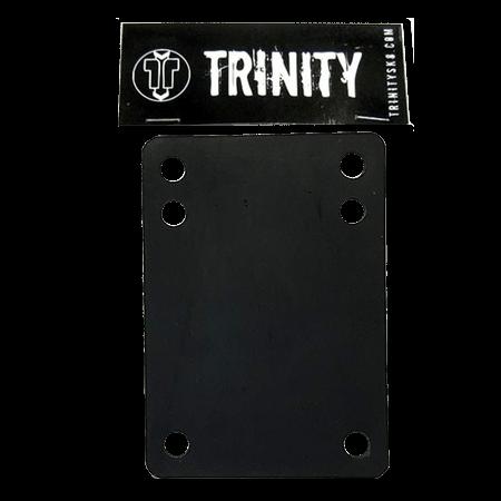Trinity 1.5mm Soft Black Riser / Shock Pads