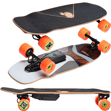 Unlimited x Loaded Solo Omakase Complete Electric Skateboard