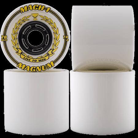 Venom Mach 1 Magnum 78mm 74a Longboard Wheels