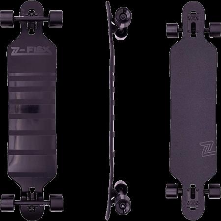"""Z-Flex Shadow Lurker Drop Thru 41"""" Complete Longboard"""
