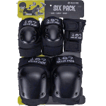 187 Six Pack Combo Pad Pack