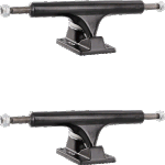 "Ace 66 Black 6.75"" Skateboard Trucks"