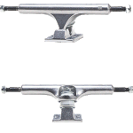 "Ace 66 Silver 6.75"" Skateboard Trucks"