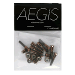"Aegis Anodised Bronze 1"" Allen Deck Bolts"