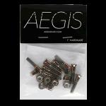 "Aegis Anodised Bronze 1"" Allen Deck Bolts"