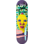 "Almost African Mask Youness 8"" Skateboard Deck"